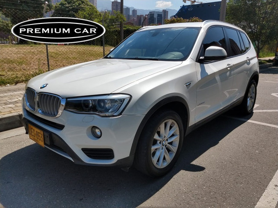 Bmw X3 Xdrive28i 2.0 Turbo 4x4 Automática
