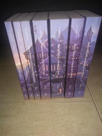 Livro Harry Potter Série Completa- 7 Livros(originais) Novos