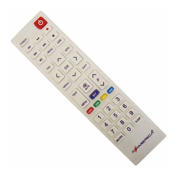 Controle Remoto Tvs1009 Samsung Smart