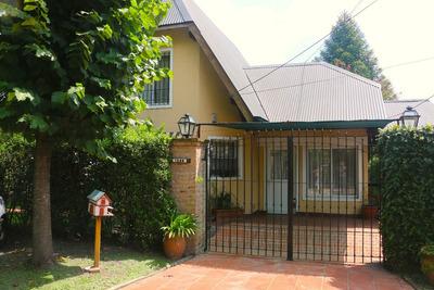 Alquilo Casa En Barrio Cerrado Montecarlo,del Viso