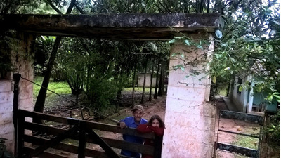 Sitio Com Cachoeira Dentro Do Terreno No Pouso Alegre 480 Mil