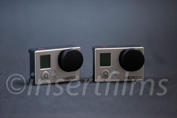 Gopro Hero 3 White E Silver Edition