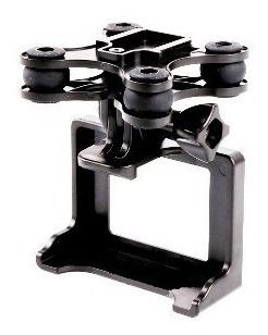 Suporte Câmeras Em Drones Tipo Gopro C/ Amortecimento Cardam