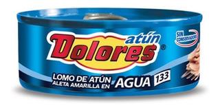 Atún Dolores En Agua 133 Grs.