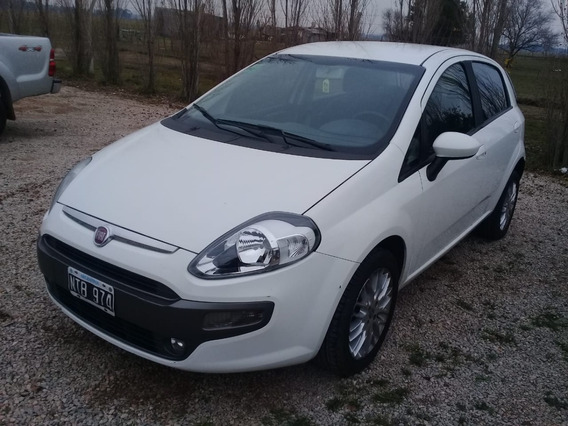 Fiat Punto Essence 1.6 16v 70mil Km 2014