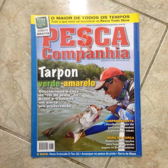 Revista Pesca & Companhia 236 Ago2014 Tarpon Verde-amarelo