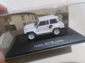 Gurgel X12 Tr 1979 Escala 1/43 Carros Inesquecíveis Brasil