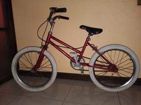 Bicicleta Argentina Rodado 20 Años 90