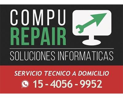 Servicio Tecnico Reparación Pc A Domicilio Lanús Y Zona Sur