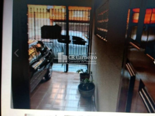 Imagem 1 de 11 de Sobrado Para Venda No Bairro Vila Domitila, 2 Dorm,  1 Vagas, 112 M - 1343