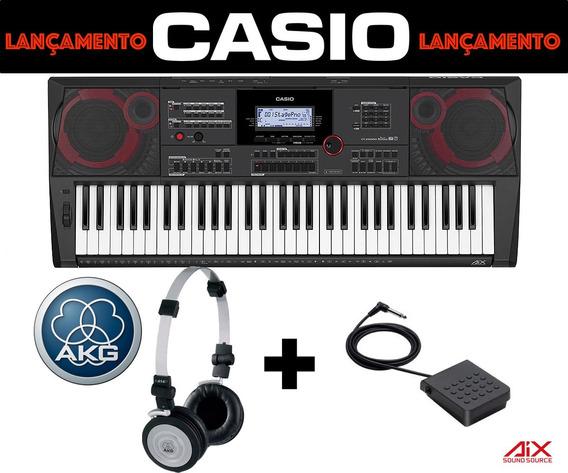 Teclado Casio Ctx3000 Sintetizador Arrandor