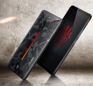 Nubia Zte Red Magic 3 256gb 90hz Snapdragon 855