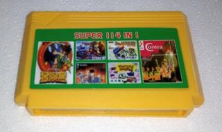 Cartucho Family Game 114 Juegos En 1