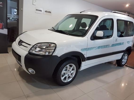 Peugeot Partner Patagonica Vtc Plus 0km 2020