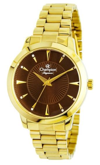 Relógio Champion Elegance Feminino Cn25092r