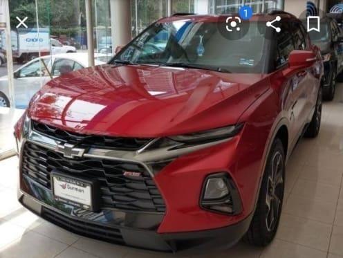 Blazer 2020 3.6 V6 Rs Seguro Gratis