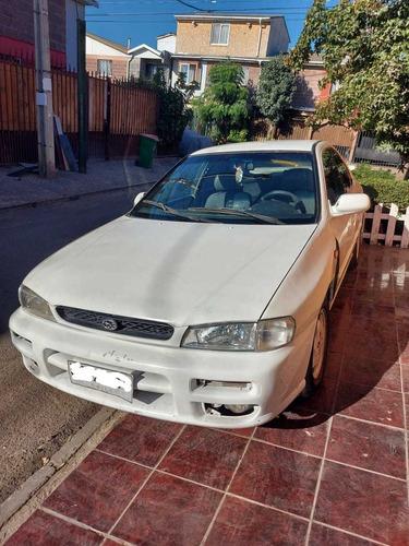 Subaru Impresa 1.8 At Ltd