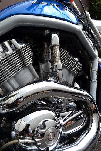 Imagen 1 de 15 de Flamante Harley Vrod 1200 Muy Llamativa Excelente Manejo