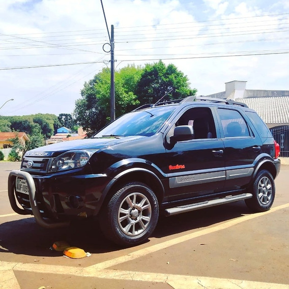 Ford Ecosport Freestyle 1.6 Flex 2011/2012.