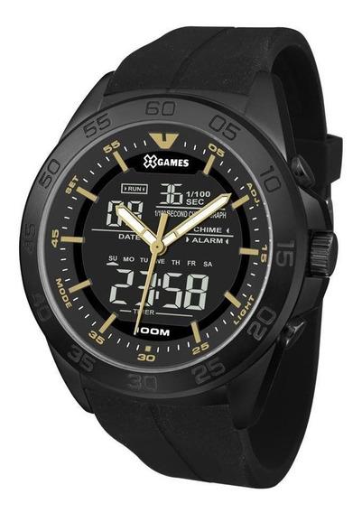 Relógio Masculino X Games Xteel Xmnpa001-pxpx