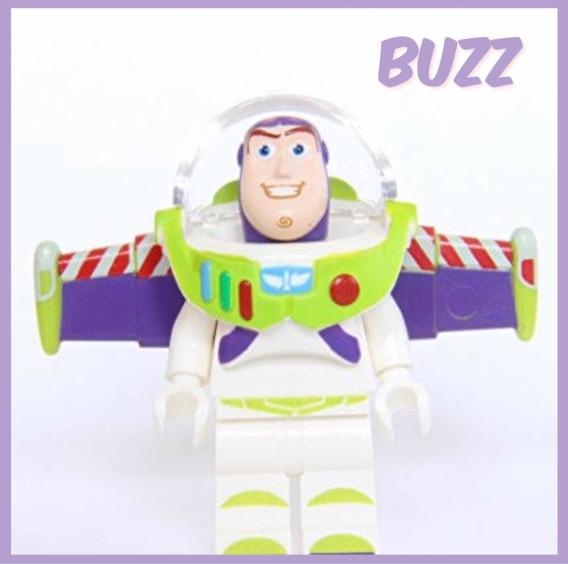 Blocos De Montar - Similares Lego, Buzz Lightyear
