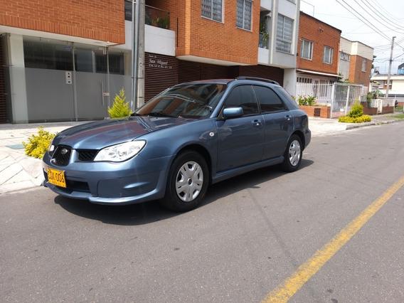 Subaru Impreza Impreza 1.6 2007