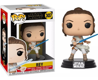Funko Pop 307 Rey Star Wars Playking
