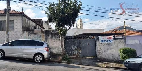 Imagem 1 de 6 de Terreno À Venda, 408 M² Por R$ 1.200.000,00 - Vila Carrão - São Paulo/sp - Te0091
