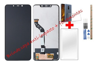 Frontal Touch Tela Lcd Xiaomi Pocophone F1 + Brindes