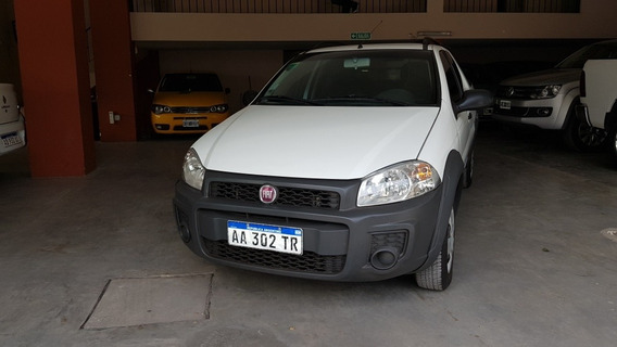 Fiat Strada 1.4 Working Cd 2016
