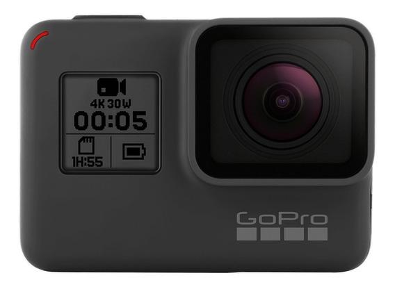 Gopro Hero 5 Black 4k 30 Fps 12mp Factory Rf Chdnh-b15