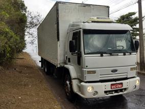 Ford C2428 09/09 C/ Baú De 9mts - R$ 90.000