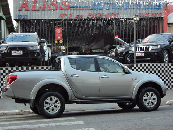 Mitsubishi L200 Triton 2.4 Hls Chrome 4x2 Cd 16v Flex 4p