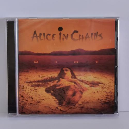 Alice In Chains Dirt Cd Nuevo Musicovinyl