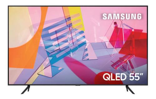 Smart Tv 4k Uhd Samsung 55  Qn55q60tagczb