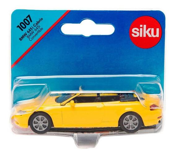 Bmw 645 I Cabrio Convertible - Siku Super 10