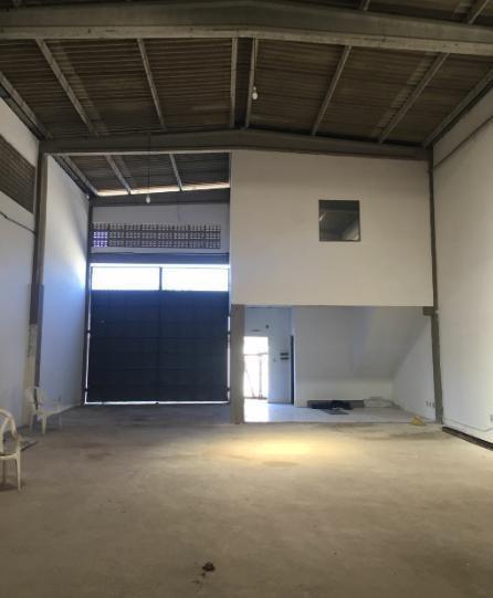 Galpão Para Locação Em Lauro De Freitas, Portão, 1 Dormitório, 3 Banheiros, 6 Vagas - 602