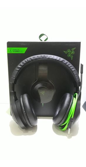 Headset Kraken Essential Da Razer
