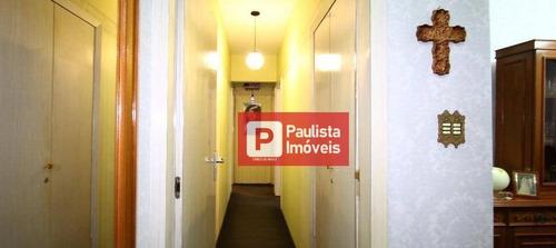 Apartamento Com 3 Dormitórios À Venda - José Menino - Santos/sp - Ap25283