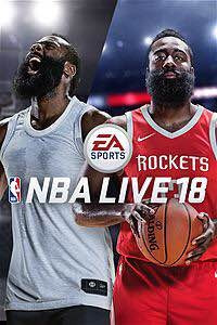 Código Nba Live 18 Xbox One