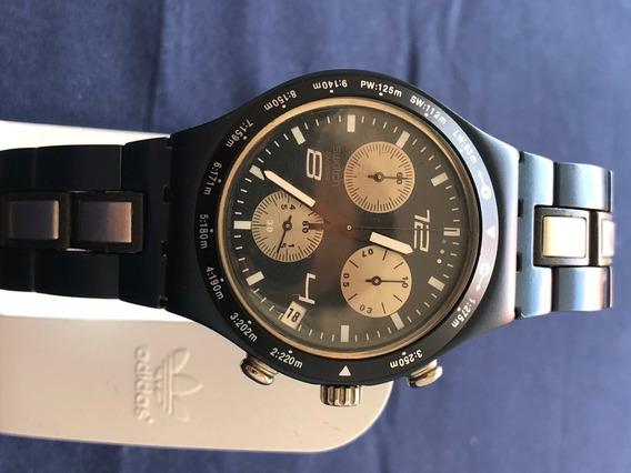 Relógio Swatch Sérgio Garcia Original Ed. Limitada