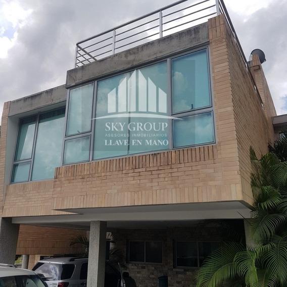Town House El Parral Tres Niveles + Planta + Pozo + Piscina