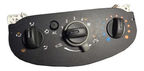 Imagem 1 de 2 de Painel Comando Controle Ar Condicionado Logan Sandero Duster