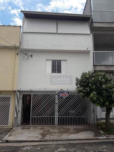 Imagem 1 de 30 de Sobrado Com 5 Dormitórios À Venda, 210 M² Por R$ 340.000,00 - São Mateus - São Paulo/sp - So13892