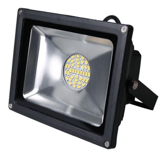 (2 Piezas) Reflector Led 30w Smd5730 Moderno Ahorrador Ip65