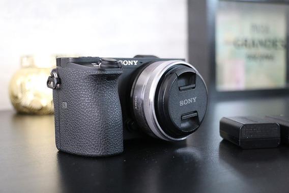 Kit Completo Câmera Sony A6500