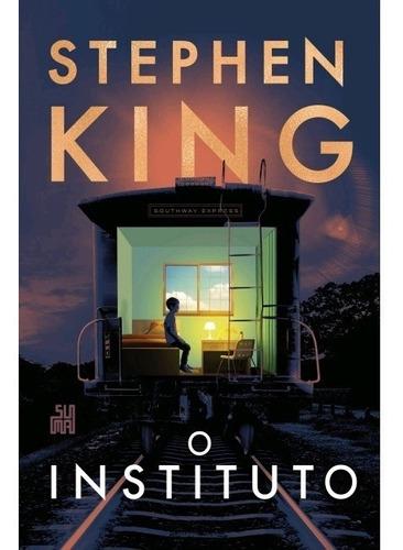Livro O Instituto Stephen King