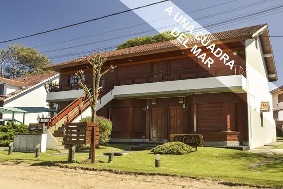 Departamento Villa Gesell, Zona Norte, 1 Cuadra Del Mar