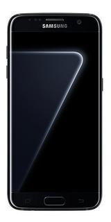 Smartphone Samsung Galaxy S7 Edge 128gb Blackpiano