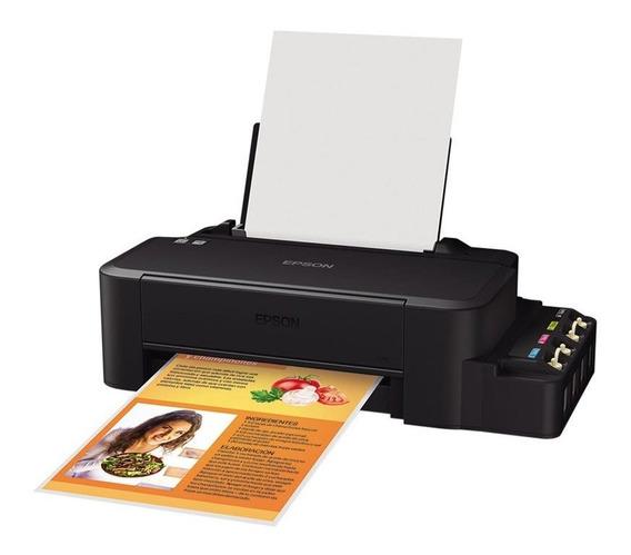 Impressora Jato De Tinta Epson L120 Usb